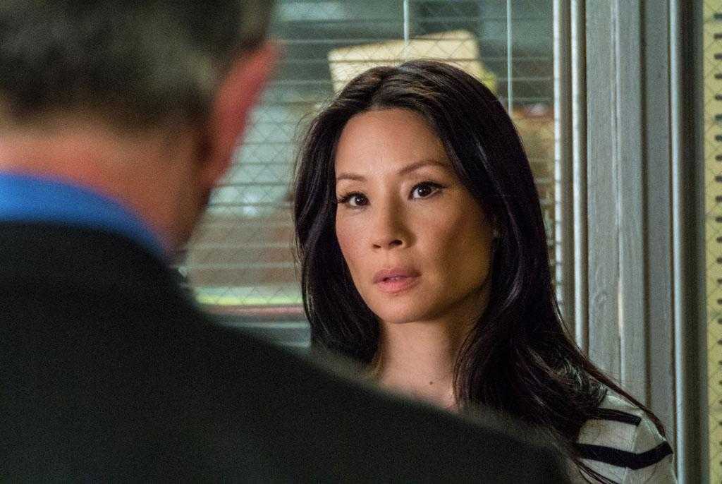 """The Deductionist"" - Sherlock and Watson (Lucy Liu) pursue Martin Ennis, an unpredictable criminal, before he strikes again, on ""Elementary,"" on a special night, immediately following the Super Bowl on Sunday, Feb. 3 on CBS."