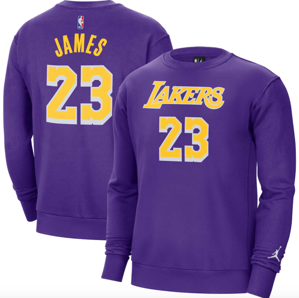 Fanatics is having a flash sale on a select number of LeBron James gear--save up to 30% off