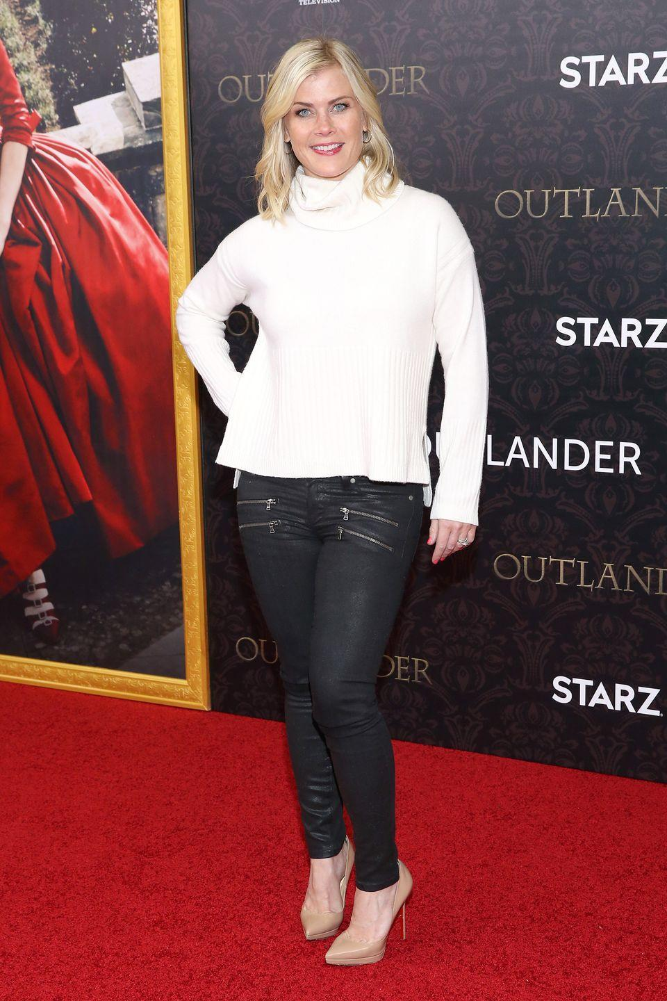 """<p>Actress and former host of NBC's <em>The Biggest Loser </em><a href=""""https://www.delish.com/food-news/a46635/what-alison-sweeney-actually-eats-in-a-day/"""" rel=""""nofollow noopener"""" target=""""_blank"""" data-ylk=""""slk:Alison Sweeney"""" class=""""link rapid-noclick-resp"""">Alison Sweeney</a> is so obsessed with blueberries, she stops at nothing to add them to her meals. She'll top a turkey burger with blueberry jam instead of store-bought ketchup. That's definitely a new one. </p>"""