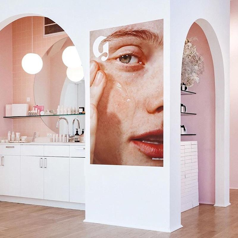 Glossier Is Bringing Hundreds of New Jobs to New York City