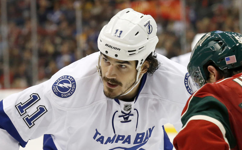 Devils' Brian Boyle diagnosed with leukemia