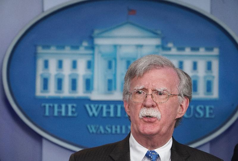 US national security advisor John Bolton has angered North Korea for remarks made in an interview