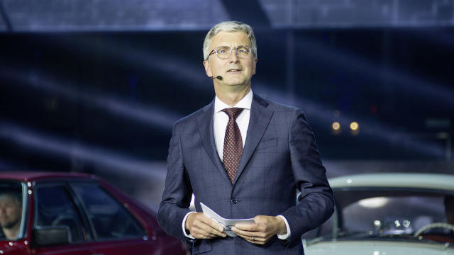 Investigators are concerned Audi's boss might suppress evidence linked to the Dieselgate, but presumption of innocence has been applied.