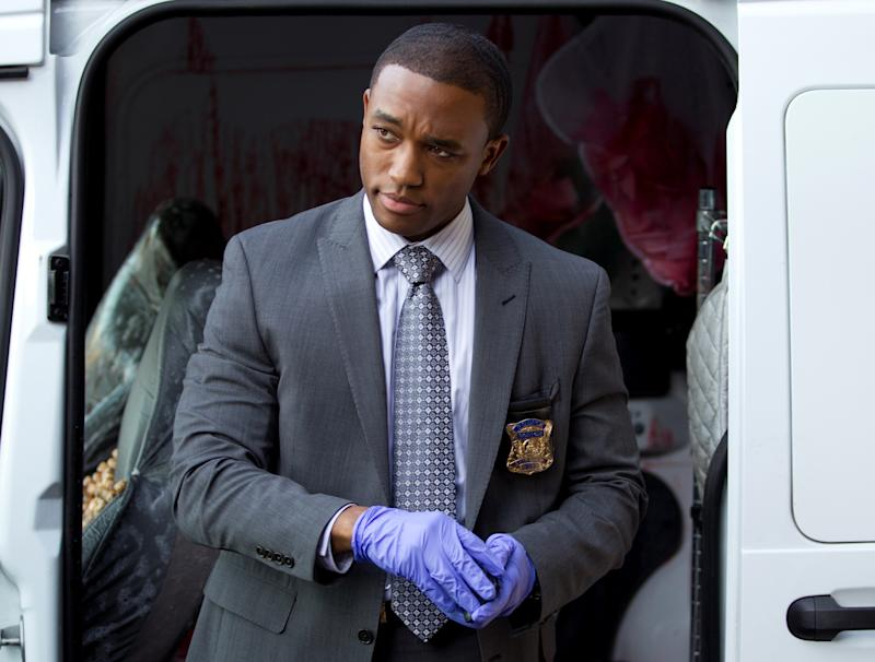 "This undated publicity image released by TNT shows actor Lee Thompson Young in a scene from the TNT series, ""Rizzoli & Isles."" Los Angeles police say Young was found dead Monday, Aug. 19, 2013. Young's manager, Jonathan Baruch, says Young took his life. The actor started his career as a teenager in the TV series ""The Famous Jett Jackson"" and was co-starring in the series ""Rizzoli & Isles."" (AP Photo/TNT, Doug Hyan)"