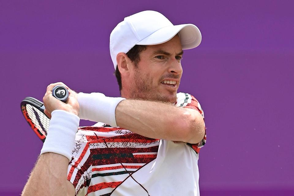 Andy Murray has been granted a wild card for this year's event (Getty Images)