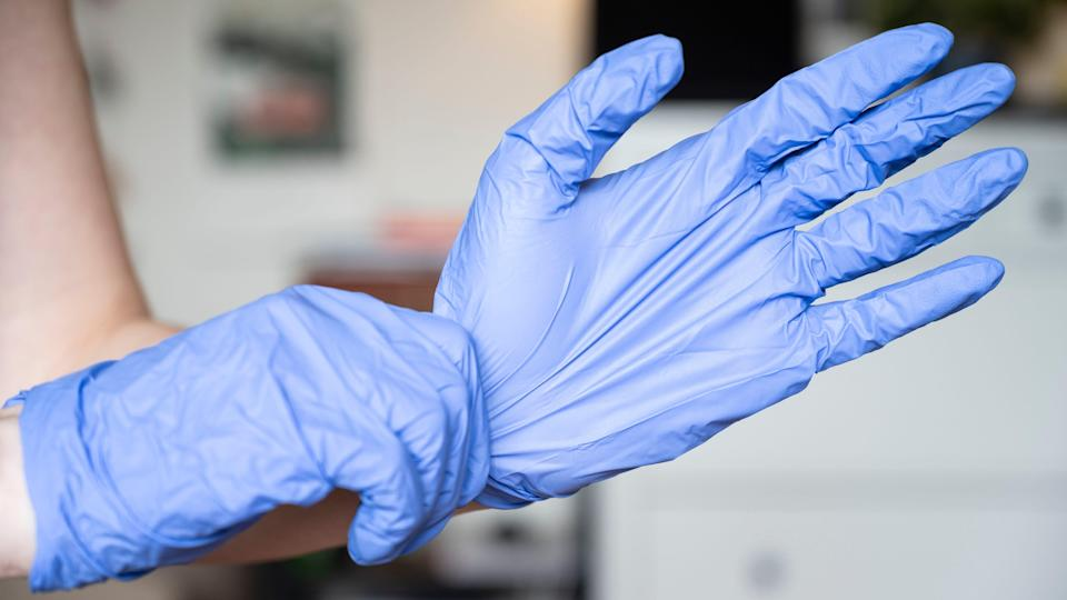 Always wash your hands thoroughly after handling items that could be contaminated with COVID-19—even if you were using gloves.