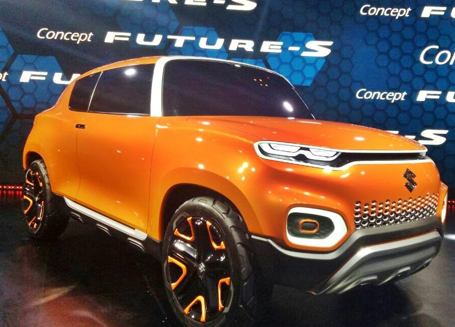 This is the big one. Shown in concept form at the last Auto Expo, the production version would be slotted below the Vitara Brezza as the smallest SUV. It will be funky and retain most of the concept's design.
