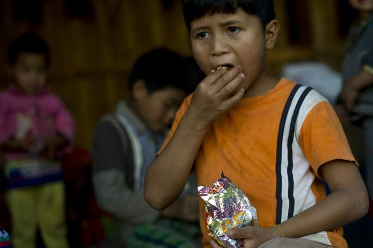 Sugar-rich biscuits, beverages and fast food also pose problems for children in Asia, experts warn