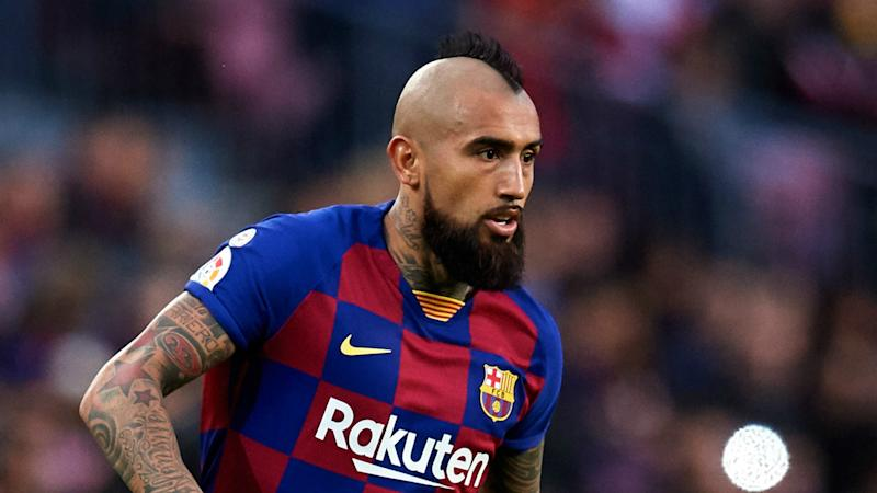 Arturo Vidal Attempting To Force Barcelona Exit Over Winter Window
