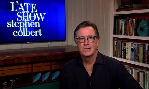 Stephen Colbert: 'Trump is a dictator fanboy'