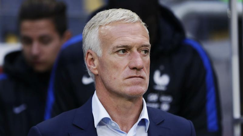 French fancy? Deschamps can see Mourinho managing in Ligue 1