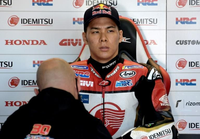 Honda-LCR's Takaaki Nakagami is yet to record a podium finish since his MotoGP debut in 2018