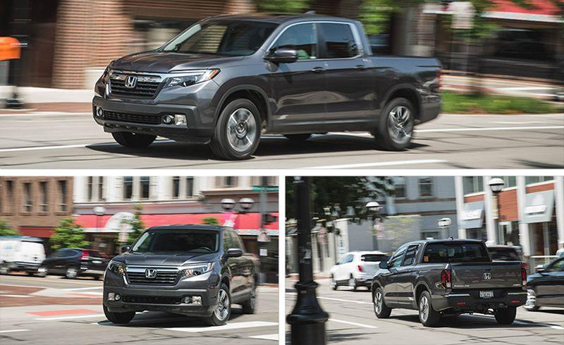 Long-Term Test Intro: Honda's Ridgeline Signs on for ...