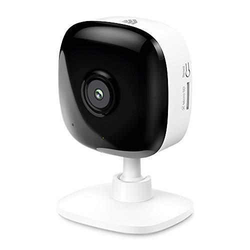 Kasa Smart 2K Security Camera for Baby Monitor,4MP HD Indoor Camera for Home Security with Mo…