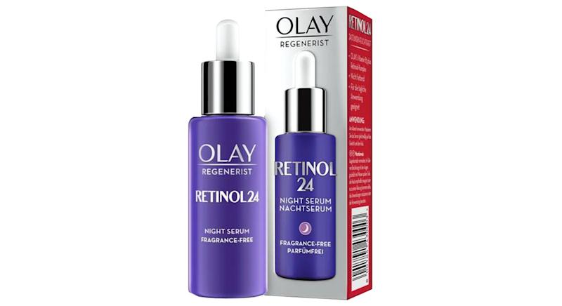 Olay Retinol24 Night Serum With Retinol & Vitamin B3