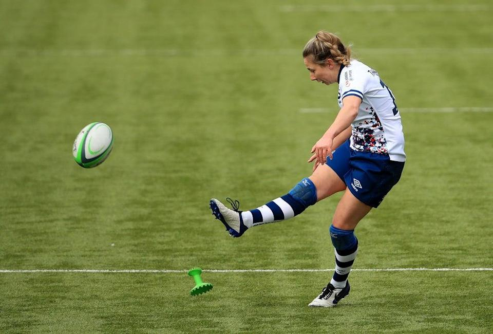 Elinor Snowsill started at 10 for Bristol Bears (Getty Images)
