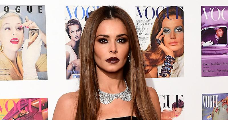 Cheryl says she's done with men More