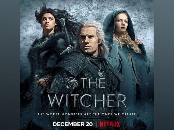 Poster of 'The Witcher' (Image source: Instagram)