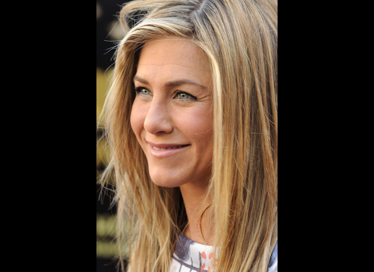 """""""You'll sell everything includin the mannequin/They got a new bitch now you <strong>Jennifer Aniston</strong>"""" <br> --""""Gone"""""""