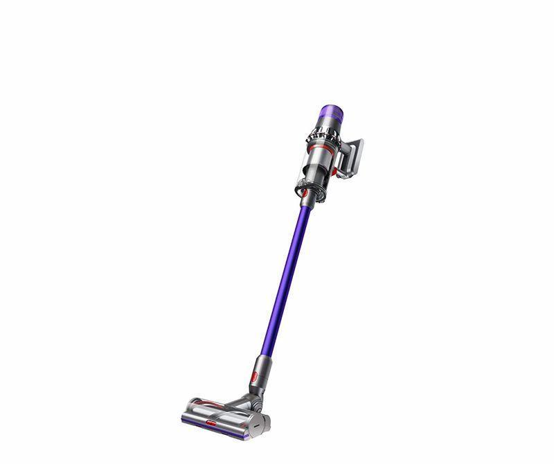 """<p><strong>Dyson</strong></p><p>amazon.com</p><p><strong>$489.50</strong></p><p><a href=""""https://www.amazon.com/dp/B07NXJDBL8?tag=syn-yahoo-20&ascsubtag=%5Bartid%7C10060.g.18672103%5Bsrc%7Cyahoo-us"""" rel=""""nofollow noopener"""" target=""""_blank"""" data-ylk=""""slk:Shop Now"""" class=""""link rapid-noclick-resp"""">Shop Now</a></p><p><strong>Consumer Score: </strong>93% give it 4 stars or higher </p><p>Both Good Housekeeping and Wirecutter recommend Dyson's V11 series when it comes to a cordless stick vacuum that won't disappoint in terms of suction power. The V11 Animal isn't quite as high priced as some, but it still has a high torque cleaning head with stiff nylon bristles for deep cleaning, as well as an LED screen to switch between auto, eco, and boost cleaning modes. The eco mode even allows for an impressive 60 minutes of battery run time, which should be more than enough even for cleaning large homes. The charging dock even allows you to mount it to the wall for easy storage and charging between uses. Plus, this Dyson includes its Dynamic Load Sensor that can automatically switch between motor speeds for different surfaces. While it may be one of the pricier options on this list, you won't be able to say that all these added features weren't worth the cost.</p>"""