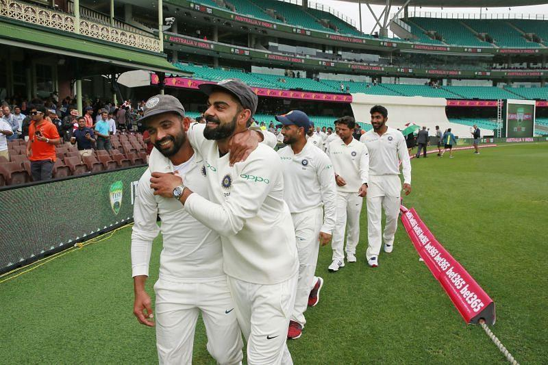 Sunil Gavaskar believes captaincy will help Ajinkya Rahane's performance in Virat Kohli's absence