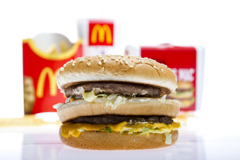 McDonald's vegetariano? (Foto: Getty Images)