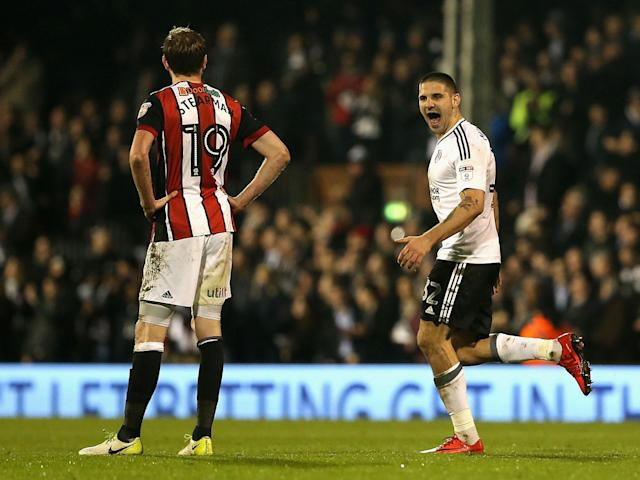 Fulham ease to victory over Sheffield United as they continue fight for automatic promotion
