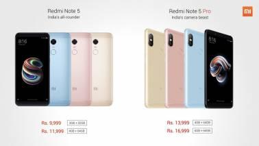 Buyers will have to pay online for Redmi Note 5 and Note 5 Pro as Xiaomi has done away with COD option for the first few sales to restrict reselling of the devices.