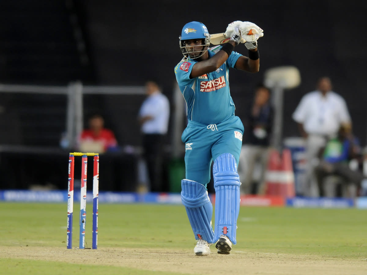 Angelo Mathews [Pune Warriors]: 11 matches, 172 runs at a strike rate of 123.74. He was named Pune's captain before the start of the tournament because of the enforced absence of Michael Clarke. Mathews also fell prey to the captain's curse in IPL-6 and was forced to drop himself because of a dip of form in his all-round abilities.