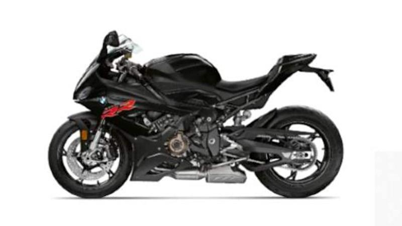New colors and features for BMW S 1000 RR motorcycle