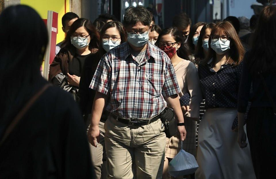 Officials in Hong Kong are tightening some Covid-19 rules in an attempt to prevent a fourth wave of infection. Photo: Jonathan Wong