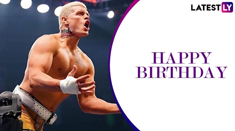 Cody Rhodes Birthday Special: Here Are Five Lesser Known Facts About Former WWE Star And Current Executive Vice President of All Elite Wrestling (AEW)