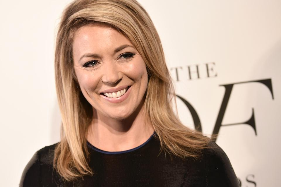 Brooke Baldwin opens up to Yahoo about leaving CNN and her new book Huddle: How Women Unlock Their Collective Power.