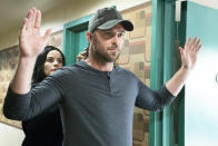 """<p><b>This Season's Theme: </b> """"Everybody knows everything,"""" says show creator Martin Gero, """"but that doesn't mean that everything is fixed."""" The first half-dozen episodes will focus on the team learning to trust one another again. <br><br><b>Where We Left Off: </b> After killing Oscar and betraying the group that wiped her mind, Jane has nowhere left to turn. Mayfair's death leaves Weller – still coping with the revelation of his father's horrific crime – in charge. <br><br><b>Coming Up: </b> The action picks up three months later – months in which Jane has been tortured by the CIA for information. And even though Jaimie Alexander and Sullivan Stapleton are still the stars, Gero is committed to giving the rest of the ensemble """"the screen time they deserve."""" Which means """"there's an amazing Reade and Zapata story that takes shape in Episode 2,"""" and """"there's a new suitor for Patterson,"""" who – hopefully – won't be quite as nosy/killable as the last. <br><br><b> """"We Didn't Kill Him on Purpose"""": </b> Ennis Esmer will be returning as Rich Dotcom """"for at least one if not, hopefully, a few episodes."""" They had high hopes for the fan-favorite, which is why Gero says they didn't kill him – in case they wanted to bring him back. His first episode last season """"was a watermark moment for the show where we really realized we could stretch the tone of the show."""" <i>– RC</i> <br><br>(Credit: Virginia Sherwood/NBC)</p>"""