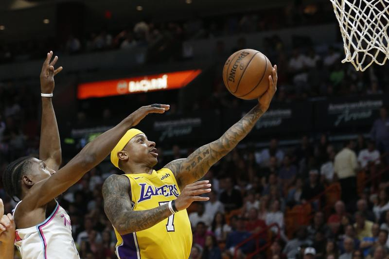 Isaiah Thomas turned in his best performance of the season in Thursday's win over the Heat, as he continues to make his way back from a devastating hip injury.
