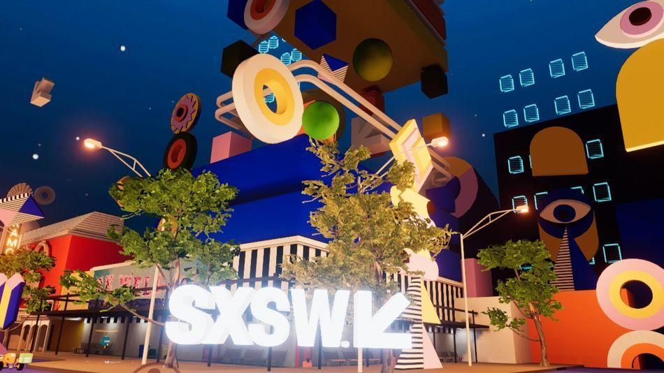 SXSW got canceled by the pandemic. So it built Austin in VR for 2021.