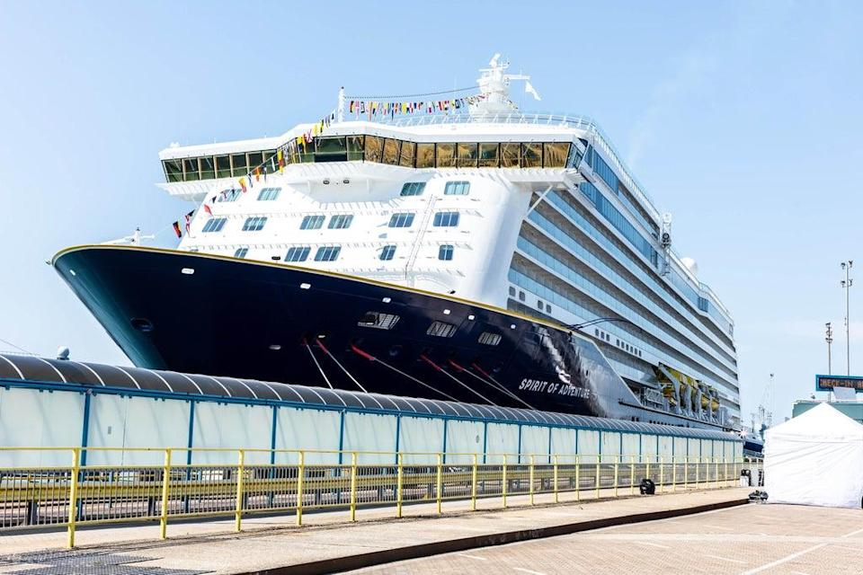 Over-50s group Saga has revealed that bookings for cruises in 2022 are now ahead of levels seen before the pandemic struck (PA) (PA Wire)