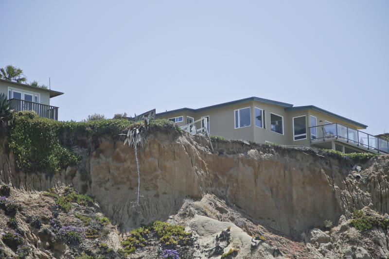 Big brother, Mother Nature allies in sea wall bout