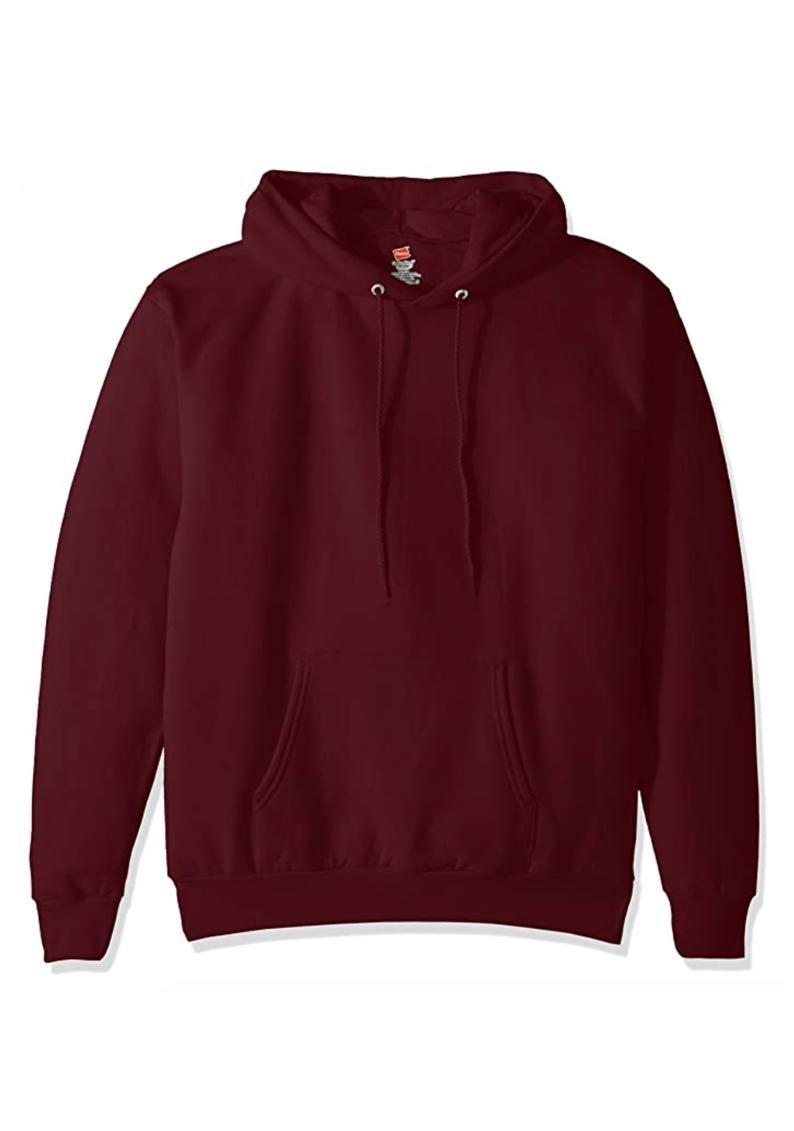 """Not a jacket, but with upwards of 40,000 reviews and a near-perfect rating, it's worth adding to car before you check out. $15, Amazon. <a href=""""https://www.amazon.com/Hanes-Pullover-EcoSmart-Fleece-Sweatshirt/dp/B074VHMFSW/"""" rel=""""nofollow noopener"""" target=""""_blank"""" data-ylk=""""slk:Get it now!"""" class=""""link rapid-noclick-resp"""">Get it now!</a>"""