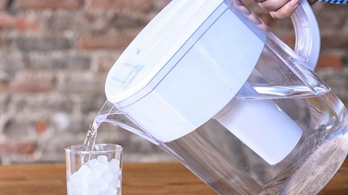 Get better-tasting drinking water with our favorite water filter.