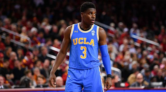 Where will Aaron Holiday go in the draft? The Crossover's Front Office breaks down his strengths, weaknesses and more in its in-depth scouting report.