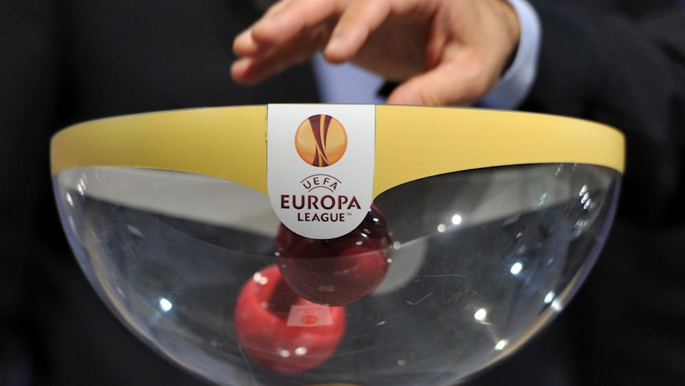 UEFA Europa League Drawing