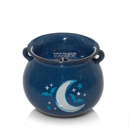 <p>Look at the little bats on this <span>Mystic Moon Limited Edition Candle</span> ($15) - they're too cute!</p>