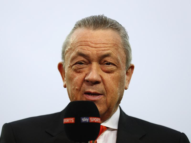 David Sullivan has reaffirmed his commitment to West Ham: Getty