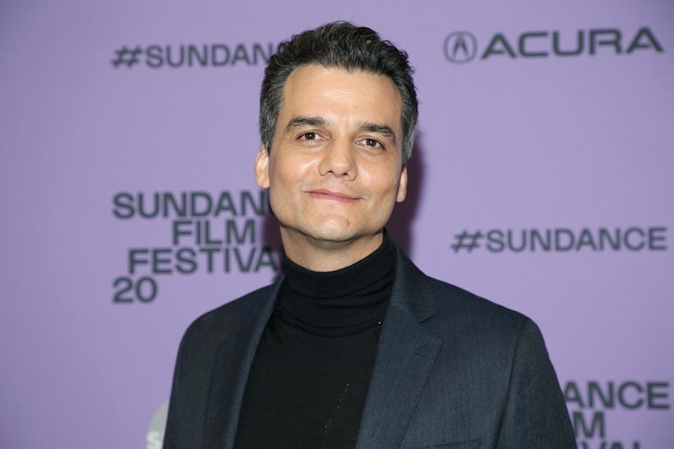 PARK CITY, UTAH - JANUARY 28: Wagner Moura attends the Netflix  Sergio Premiere at Eccles Center Theatre on January 28, 2020 in Park City, Utah. (Photo by Phillip Faraone/Getty Images for Netflix)