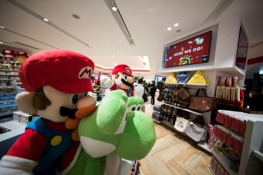Nintendo's store will be only its second in the world, having already opened one in New York