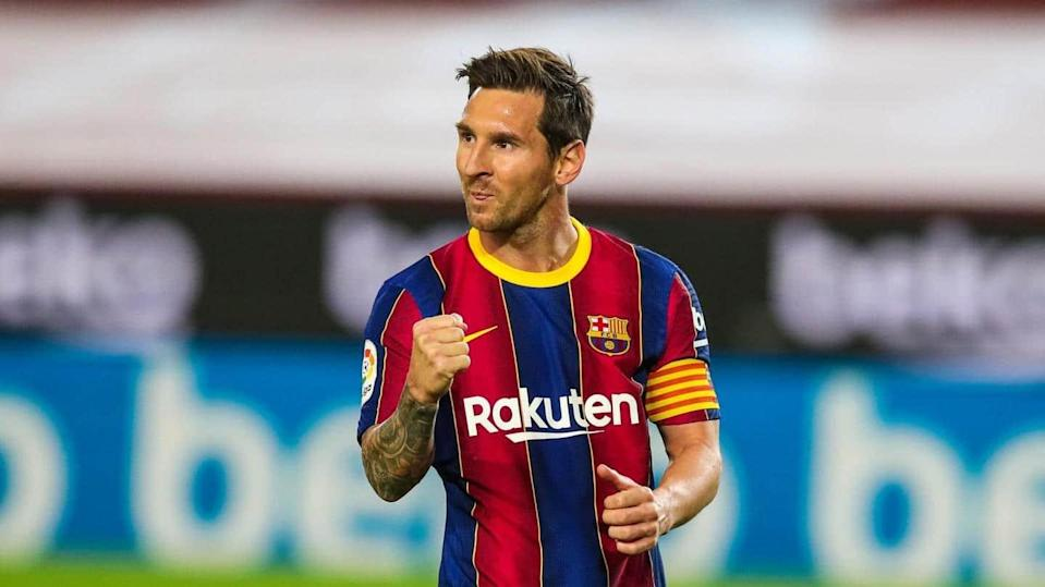 Guardiola wants Messi to finish his career at Barcelona