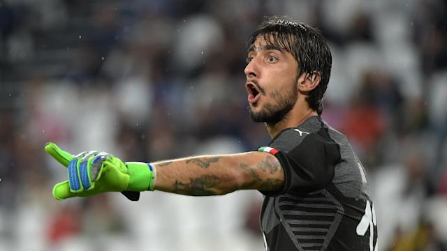 With Gianluigi Buffon's having left the club at the end of the season, Juve have swooped for the Genoa and Italy goalkeeper