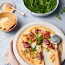 """<p>These classic white Italian pizzas made with sourdough and delicate, creamy <a href=""""https://www.granapadano.it/en-ww/default.aspx"""" rel=""""nofollow noopener"""" target=""""_blank"""" data-ylk=""""slk:Grana Padano"""" class=""""link rapid-noclick-resp"""">Grana Padano</a> cheese are perfect for enjoying al fresco with friends – or you may just want to save them all for yourself. No judgment.</p><p>Get the <a href=""""https://www.delish.com/uk/cooking/recipes/a36149885/easy-italian-bianca-pizzas-recipe/"""" rel=""""nofollow noopener"""" target=""""_blank"""" data-ylk=""""slk:Italian Bianca Pizzas"""" class=""""link rapid-noclick-resp"""">Italian Bianca Pizzas</a> recipe.</p>"""
