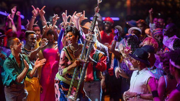 PHOTO: A scene from 'Pose.' (FX)